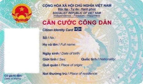 50 million chip-based ID cards to be issued by July 1 hinh anh 1