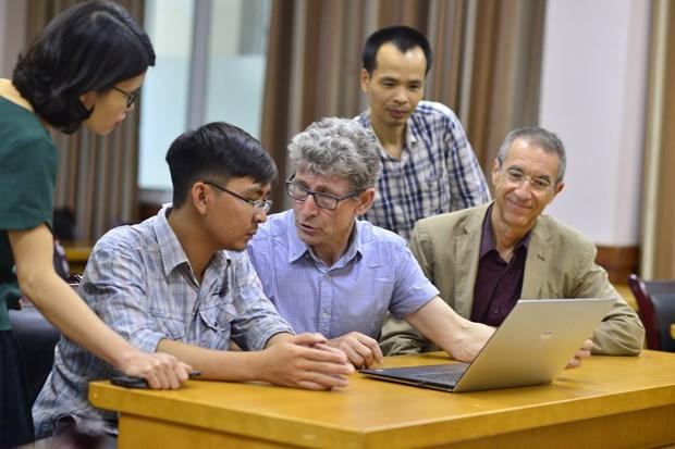 Vietnam's university education moving up in international rankings hinh anh 1