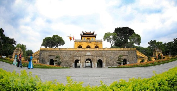 Thang Long Imperial Citadel expected to become Heritage Park hinh anh 1