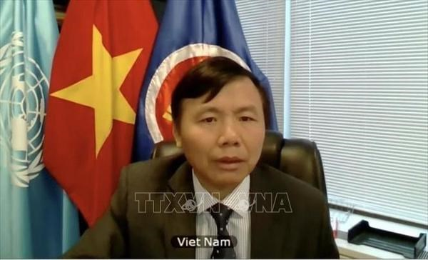 Vietnam concerned about use of force in international relations hinh anh 1