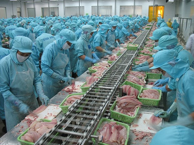 Bright outlook for aquatic product exports in 2021 hinh anh 1