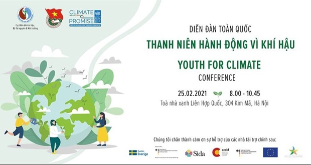 Youth4Climate Initiative launched in Vietnam hinh anh 1