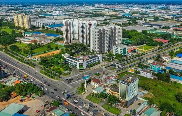Binh Duong among world's outstanding smart communities for three consecutive years hinh anh 1