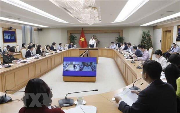 Government strives to ensure no overdue documents from 2016-2021 tenure hinh anh 2