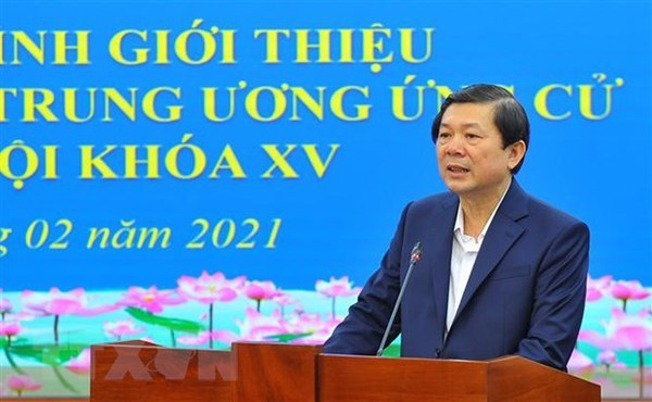 VFF Central Committee gives guidance on introducing candidates for upcoming elections hinh anh 2