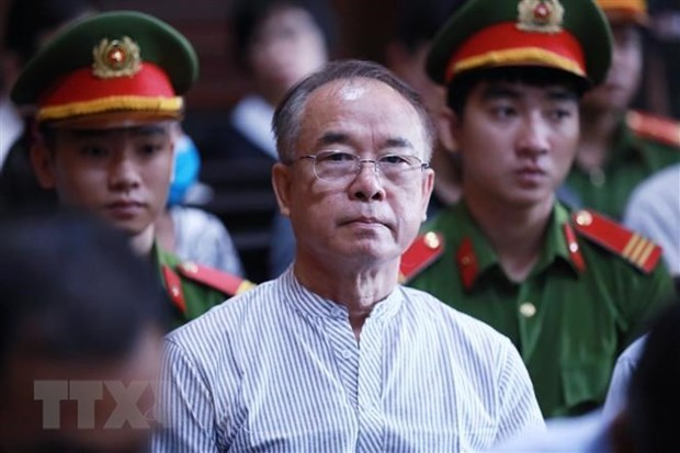 Former vice chairman of HCM City to appear in court hinh anh 1