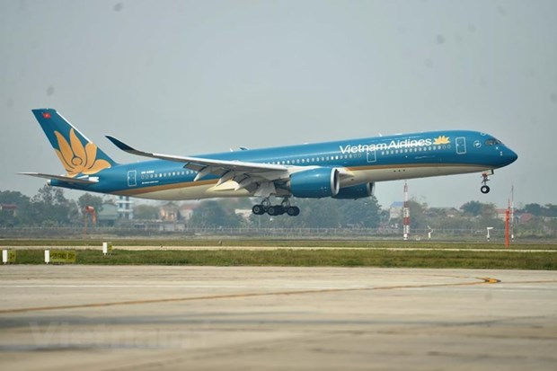 Vietnam Airlines to resume flights to Van Don Airport on March 3 hinh anh 1