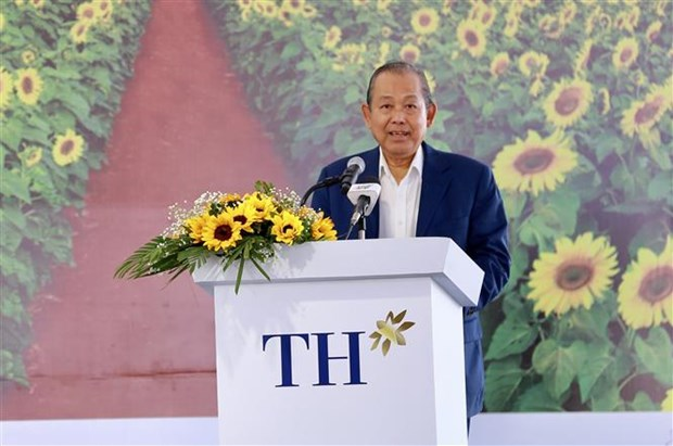 An Giang boasts strengths in hi-tech agricultural development: Deputy PM hinh anh 1