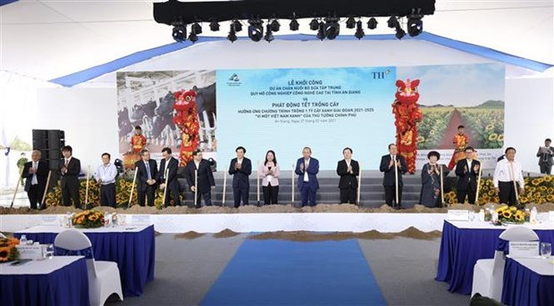An Giang boasts strengths in hi-tech agricultural development: Deputy PM hinh anh 2