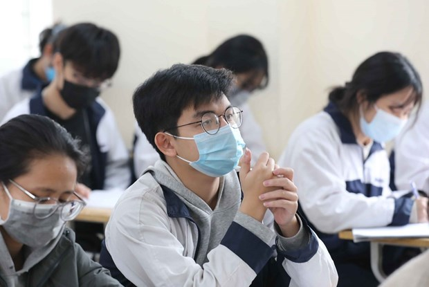 Hanoi students to return to schools on March 2 hinh anh 1