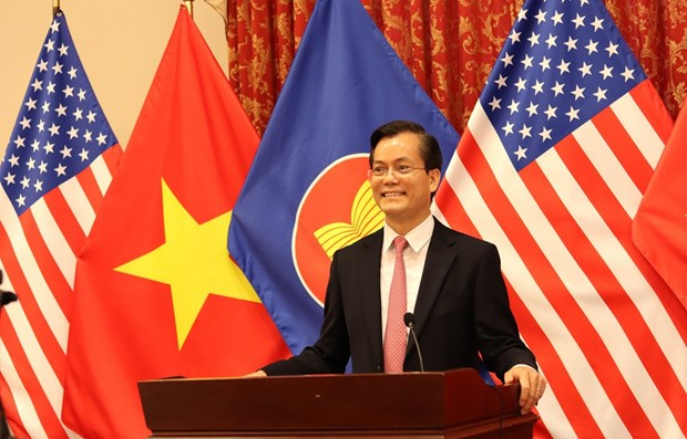 US wants to play active role in Southeast Asia hinh anh 1