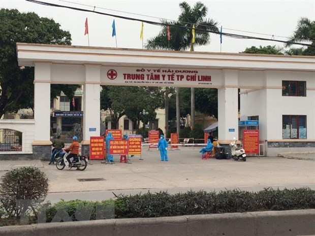 Hai Duong dissolves COVID-19 treatment hospital No.1 hinh anh 1