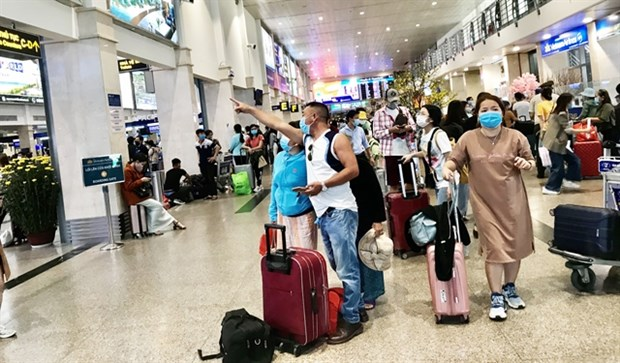 Tan Son Nhat airport to serve 50 million passengers a year by 2030 hinh anh 1