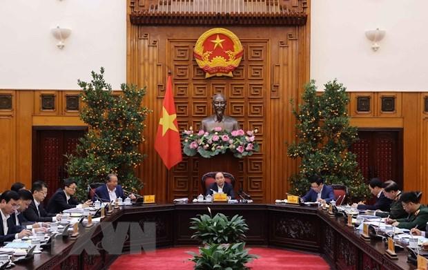 Cabinet members discuss urban administration models in HCM City, Da Nang hinh anh 1