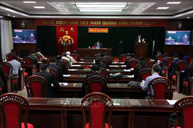Hai Duong: Province-wide social distancing to end on March 3 hinh anh 2