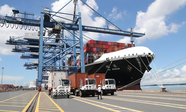 HCM City's export turnover surges 25.1 pct. in first 2 months hinh anh 1