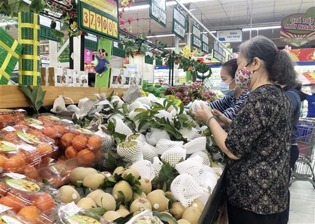 HCM City's CPI inches up 1.19 percent in February hinh anh 1