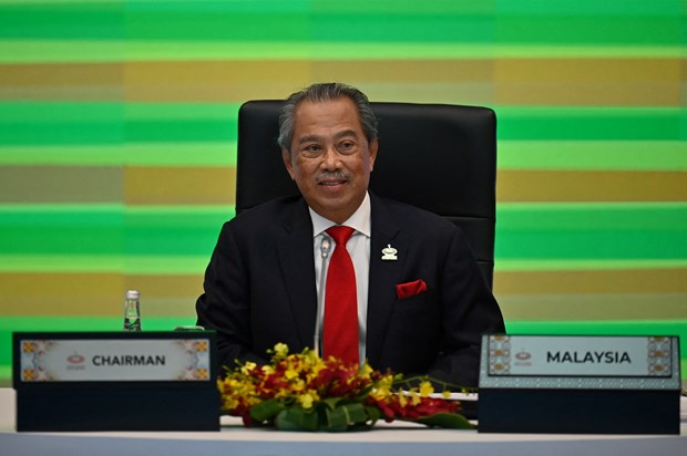 Malaysian PM highlights government's one-year achievements hinh anh 1