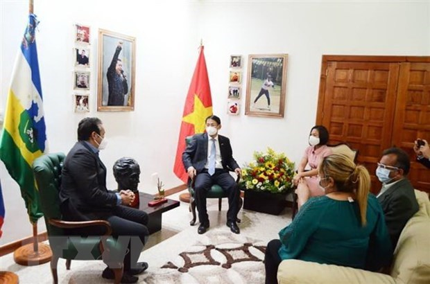 Vietnam, Venezuela boost agricultural cooperation hinh anh 2