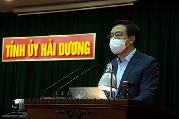 Hai Duong: Province-wide social distancing to end on March 3 hinh anh 1