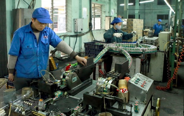 Hanoi's industrial production jumps 7.5 percent hinh anh 2