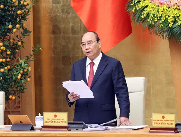 Prime Minister requests timely COVID-19 vaccination hinh anh 1