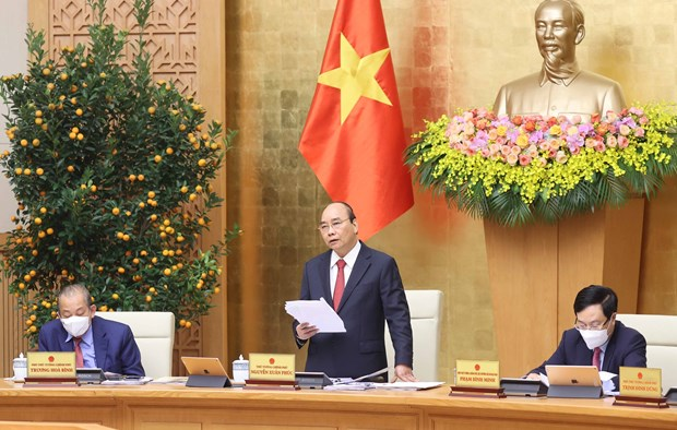 PM: More effort needed to complete urgent tasks hinh anh 1