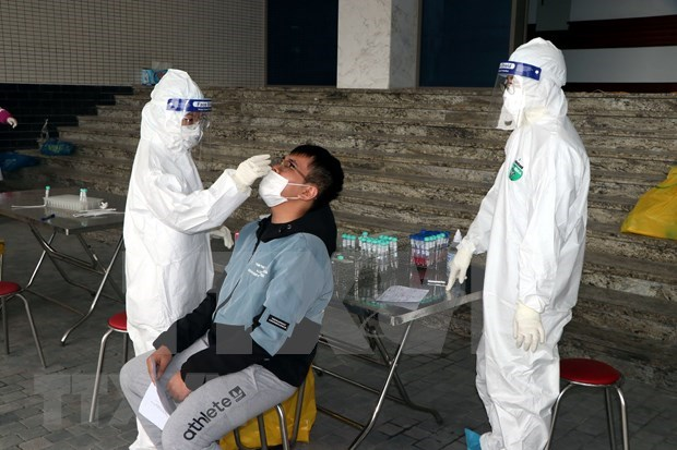No new COVID-19 case reported on March 2 afternoon hinh anh 1