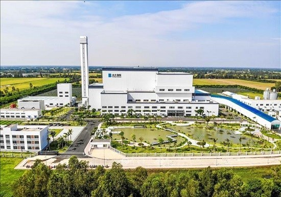 Can Tho waste-to-power plant adds 113 million kWh to national grid hinh anh 1