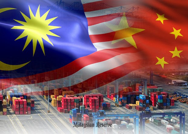 China becomes largest FDI source for Malaysia in 2020 hinh anh 1