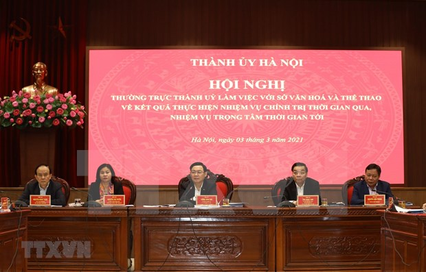 Hanoi asked to enhance State management of culture hinh anh 1