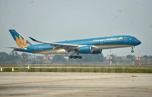 Vietnam Airlines resumes HCM City – Van Don flights hinh anh 1