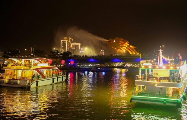 """Da Nang by Night"" piloted to revive pandemic-hit tourism hinh anh 1"