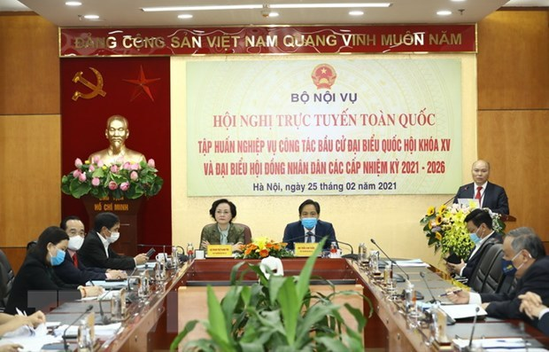 Thorough preparations being made to ensure high-quality candidacy for elections hinh anh 1