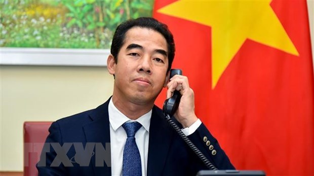 Vietnam-UK relations enjoy positive and comprehensive growth: Officials hinh anh 1