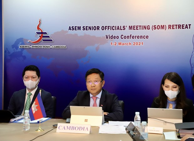 13th Asia-Europe Meeting delayed to late 2021 hinh anh 1