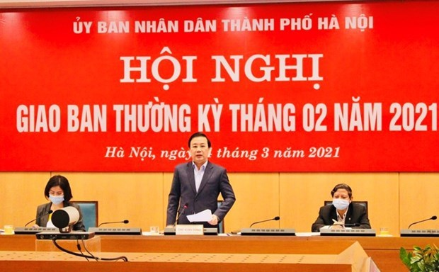 Hanoi to re-open religious establishments, relic sites on March 8 hinh anh 1
