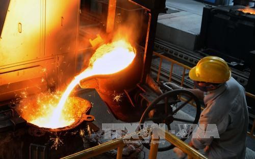 Steel, mechanical firms in struggle for survival amid COVID-19 hinh anh 1