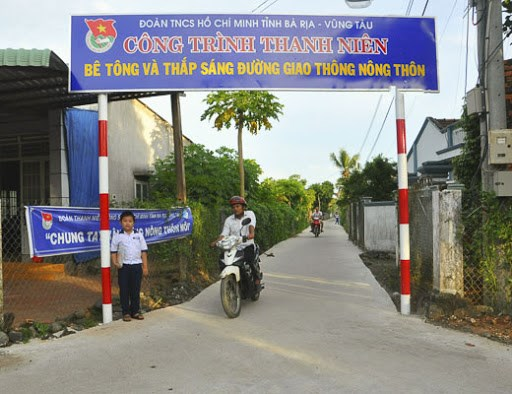 Ba Ria-Vung Tau looking to have all communes recognised as new-style rural areas hinh anh 1