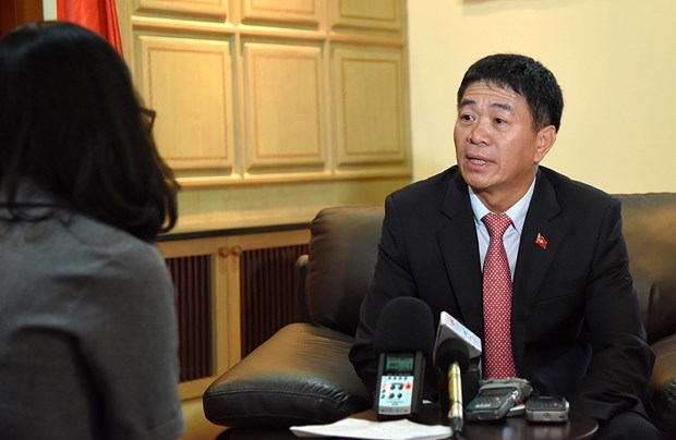 Vietnam attends meeting of ASEAN-China Joint Cooperation Committee hinh anh 2