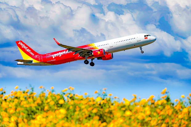 Vietjet offering special promotion to celebrate International Women's Day hinh anh 1