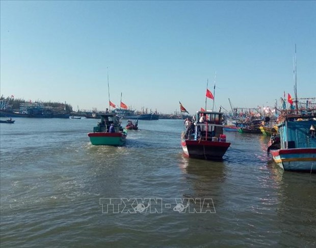 Master plans built to promote efficient use of marine space, resources hinh anh 1