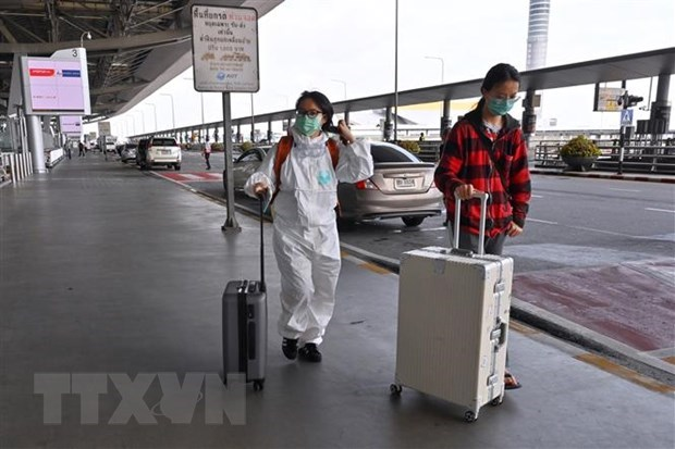 Thailand to run quarantine areas for foreign tourists next month hinh anh 1