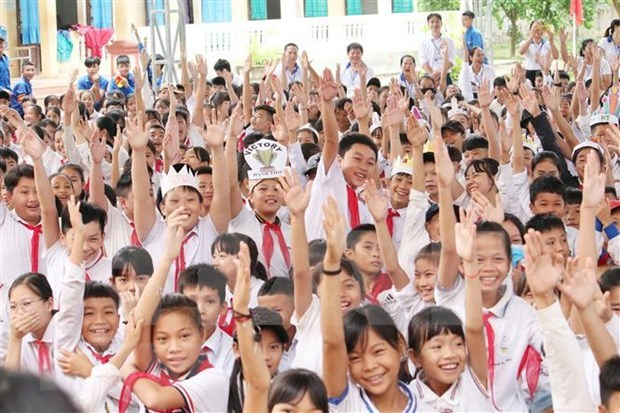 Vietnam issues new national strategy on gender equality hinh anh 1