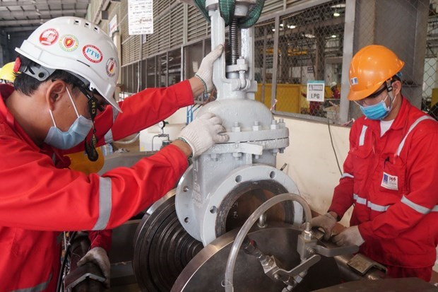 PetroVietnam maintains good operation in first two months hinh anh 1