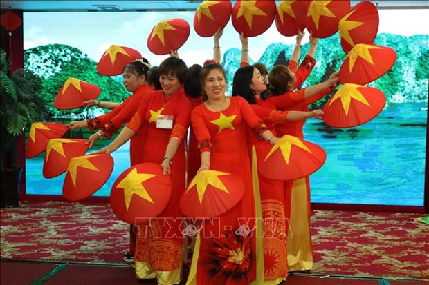 Vietnamese overseas celebrate International Women's Day hinh anh 2