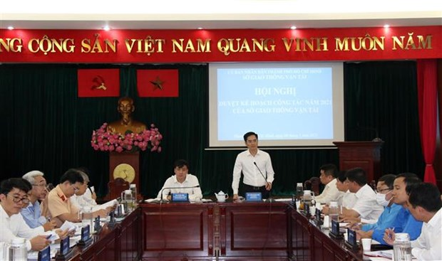 HCM City to focus on major, urgent transport projects hinh anh 1