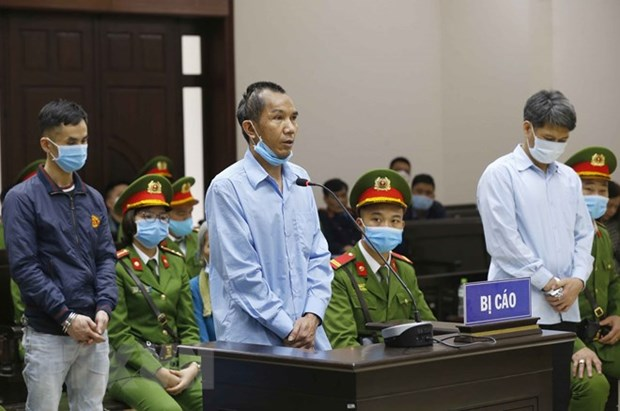 Dong Tam case: Appeal court upholds sentences for six defendants hinh anh 1