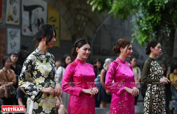 Ao dai needs official heritage recognition hinh anh 1