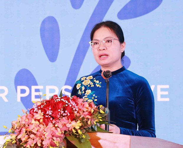 Women's role in sustainable development highlighted hinh anh 2
